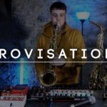 IMPROVISATION #13   Live Looping with Saxophone, Ableton Live, APC40 MKII & FX