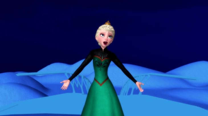 MMD – Let it Go ~ FX Progress