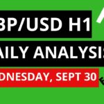GBPUSD Daily Analysis Forecast for Wednesday September 30, 2020 by Nina Fx