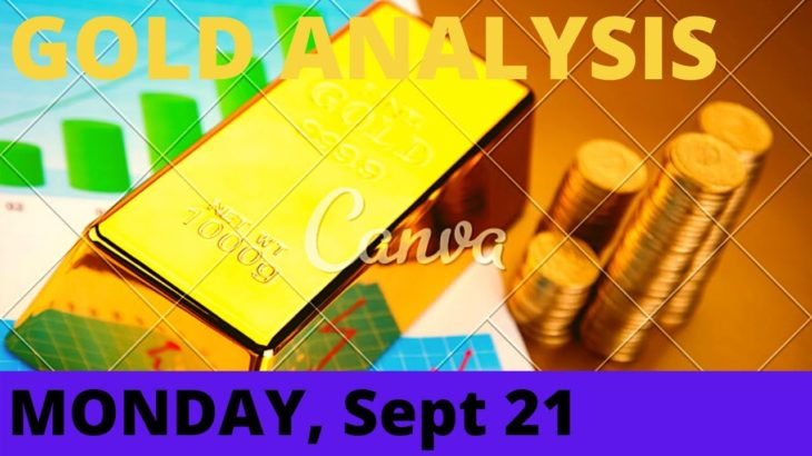 Gold Technical Analysis for September 21, 2020 by Nina Fx