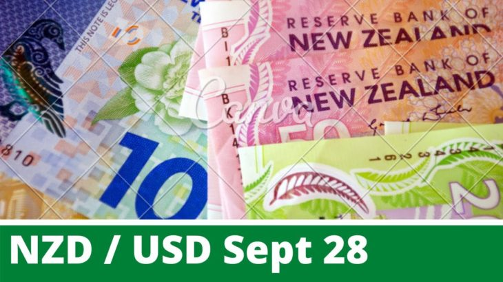 NZDUSD Daily Analysis Forecast for Monday, September 28, 2020 by Nina Fx
