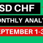 USDCHF Monthly Analysis Forecast for September 1 30, 2020 by Nina Fx