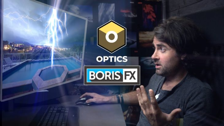 Best Plugin for Photoshop? Boris FX Optics