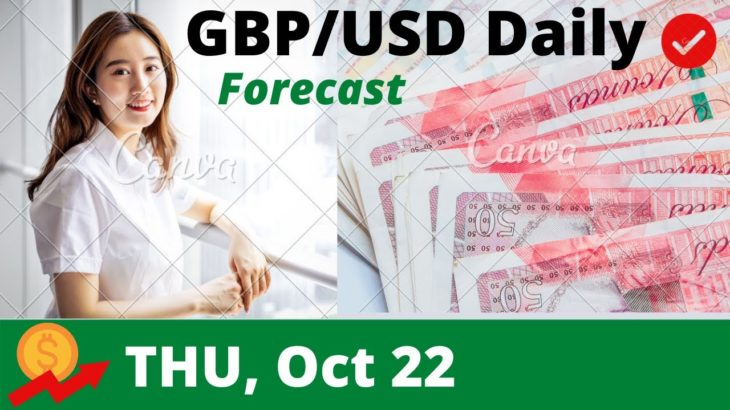 GBPUSD Daily Analysis Forecast for Thursday October 22, 2020 by Nina Fx
