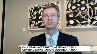 JPMorgan AM's Callegari on Asia Rates and FX Strategy