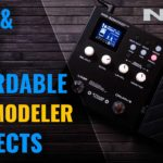 NUX MG-300 Amp Modeler & FX – Music & Demo by A. Barrero