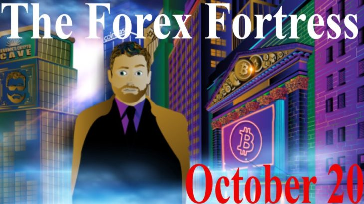 TODAY FX Market Analysis + Bitcoin Continuation?! Major USD Forex Pairs Price Analysis – October 20