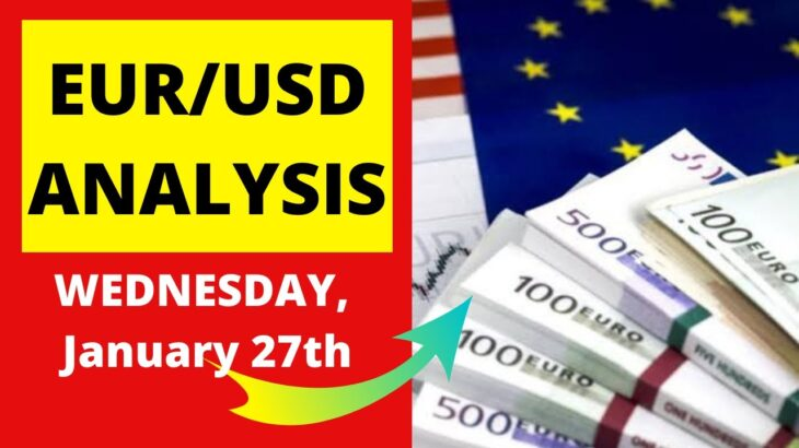 EURUSD Daily Analysis Forecast for Wednesday January 27, 2021 by Nina Fx