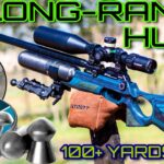 Long-Range Hunt with Baracudas | FX Crown MKII | Airgun Pest Control