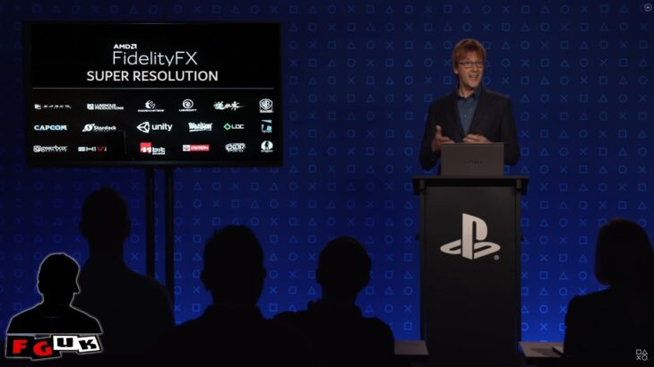 AMD Fidelity FX Super Resolution PS5 & Series X|S Console Game Changer?