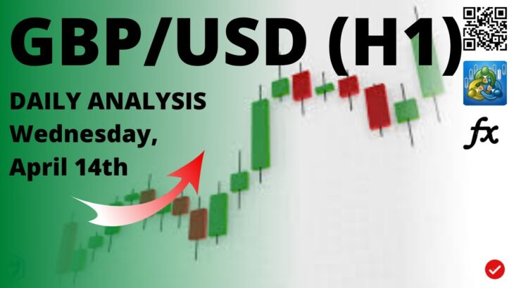 GBP USD Analysis for Wednesday April 14, 2021 by Nina Fx