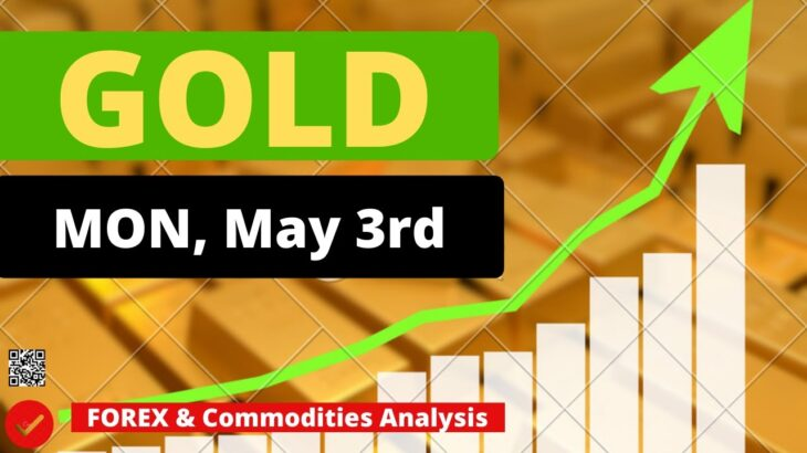 XAUUSD / Gold Analysis for Monday May 3, 2021 by Nina Fx