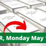 Silver Analysis for Monday May 10, 2021 by Nina Fx