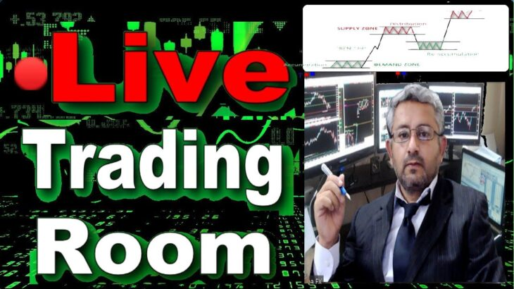 🔴 Forex Live Trading Room No.178 | Trade with Mr.Wali Fx | Urdu Hindi Forex Education